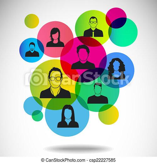 People - csp22227585
