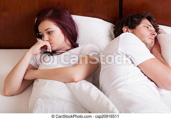 People having marital problems - csp20916511