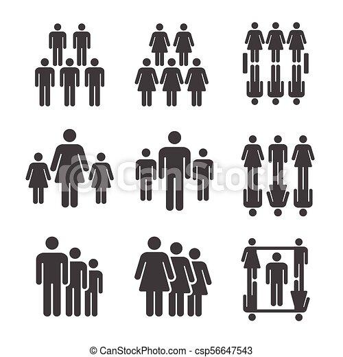 people icon - csp56647543