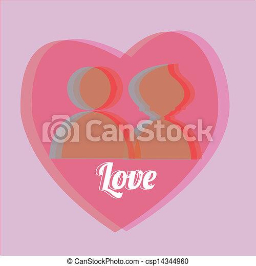 people love - csp14344960