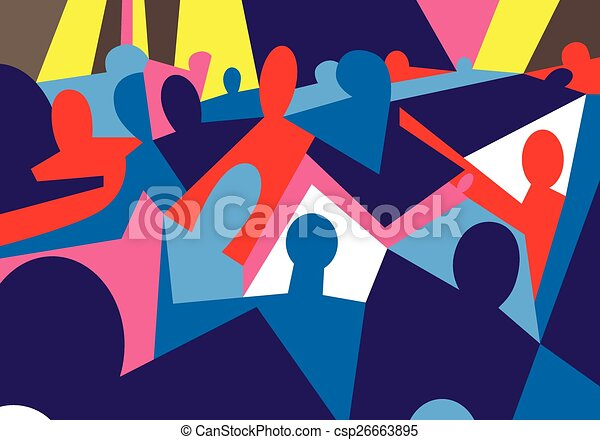 people psychology - csp26663895