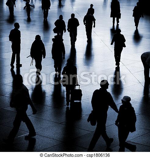 People - csp1806136