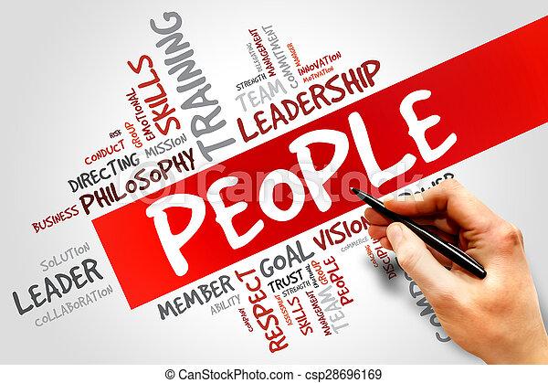 PEOPLE - csp28696169