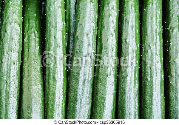 Pepino japonés - csp36365916