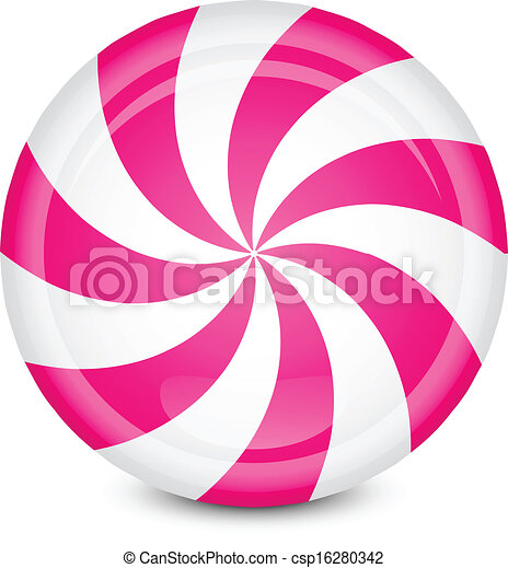 peppermint candy - csp16280342