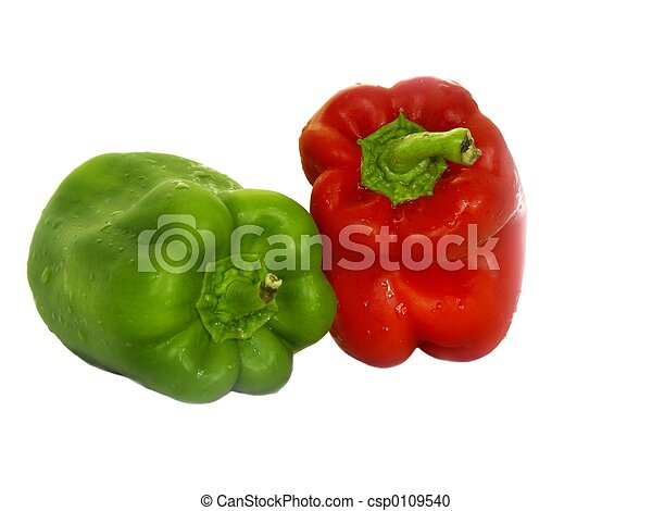 peppers - csp0109540