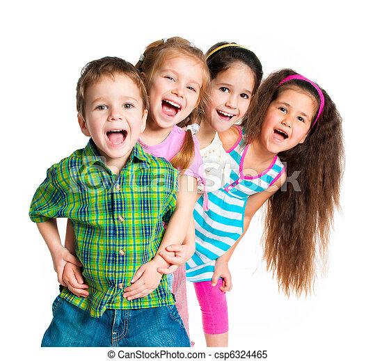 Niños pequeños - csp6324465