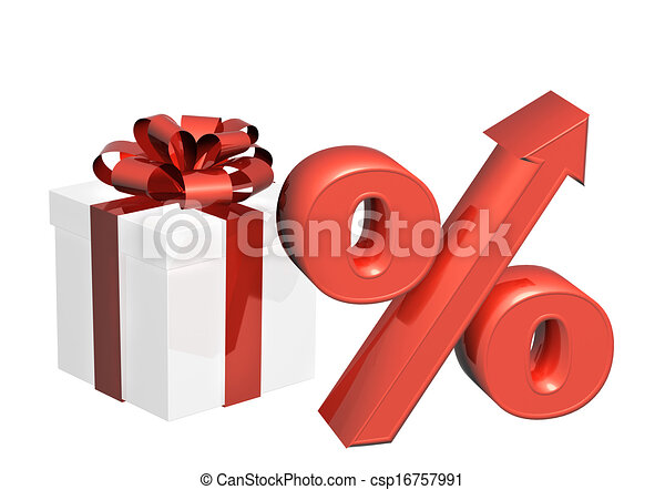 Percent growth - csp16757991