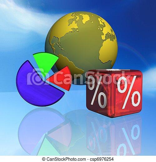 percent - csp6976254