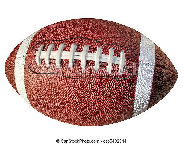 percorso, football, isolato, clip - csp5402344