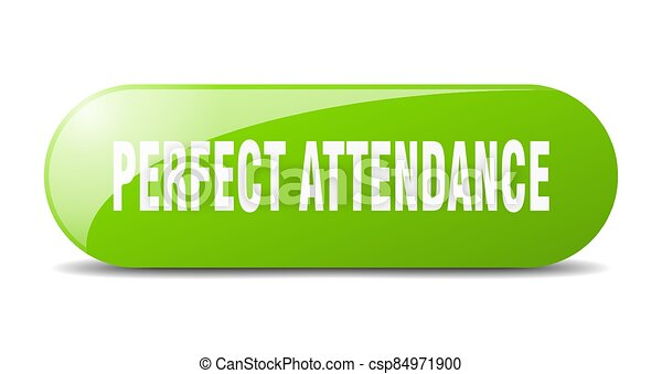 Certificates Clip Art by Phillip Martin, Perfect Attendance