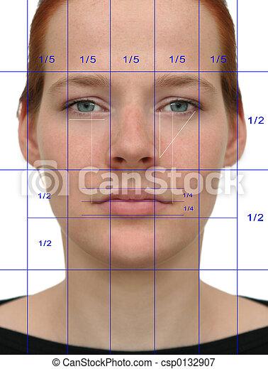 Perfect face 1 - csp0132907