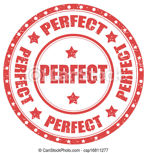perfect-stamp - csp16811277