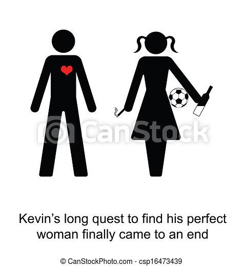 Perfect Woman - csp16473439