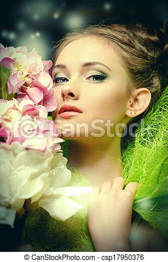 La mujer perfecta - csp17950376