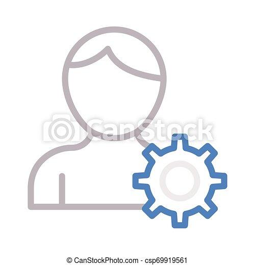 Establecimiento de perfiles - csp69919561