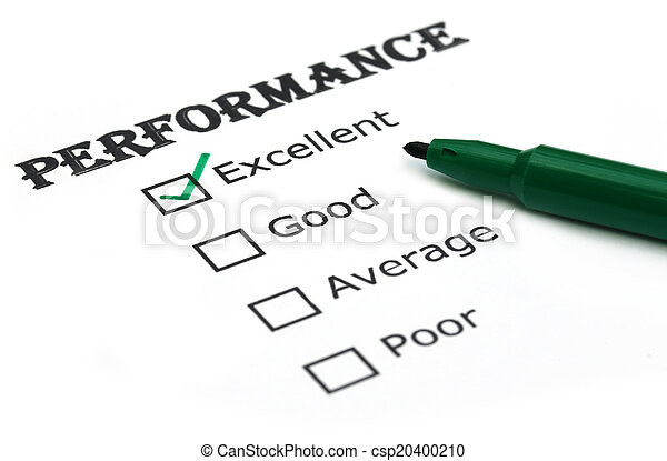 performance, évaluer - csp20400210