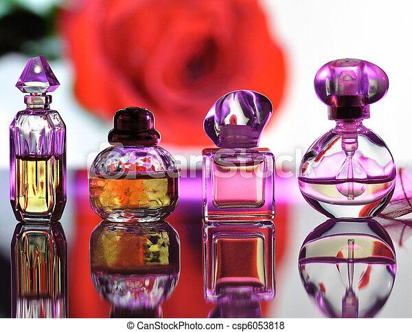 perfume collection - csp6053818