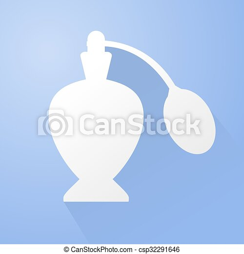perfume icon - csp32291646