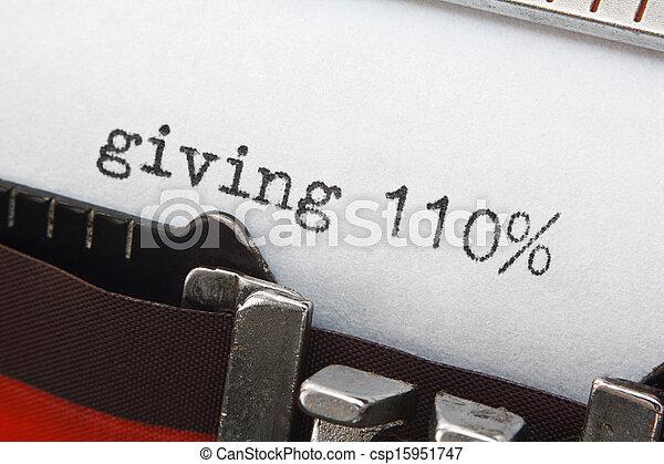 period, retro, affär, skrivmaskin - csp15951747