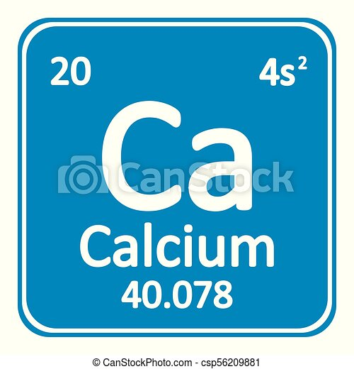 Periodic table element calcium icon periodic table element calcium periodic table element calcium icon csp56209881 urtaz Gallery