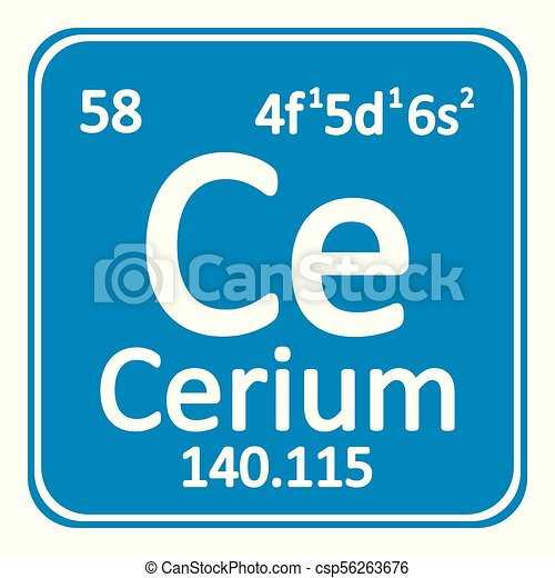 Periodic table element cerium icon periodic table element periodic table element cerium icon periodic table element vectors illustration search clipart drawings and eps graphics images csp56263676 urtaz Image collections