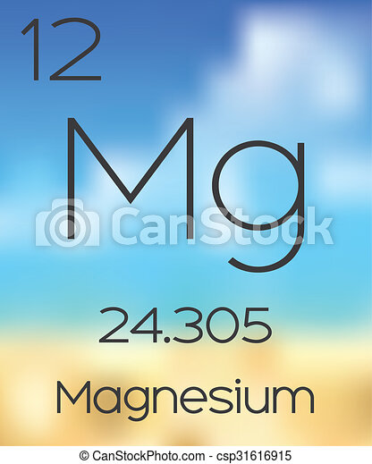 The periodic table of the elements magnesium periodic table of the elements magnesium csp31616915 urtaz Images