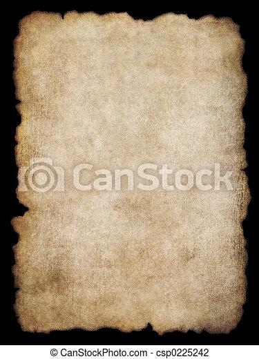 perkament, textuur, 4 - csp0225242