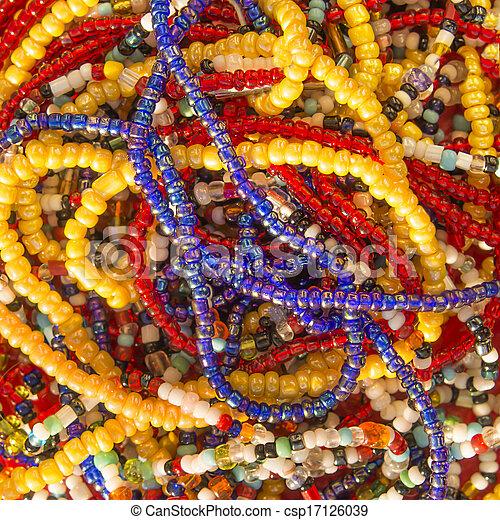 scegli autentico In liquidazione alta moda perla, collane, africano