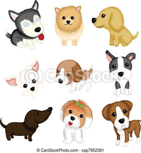 Criados de perros - csp7952381