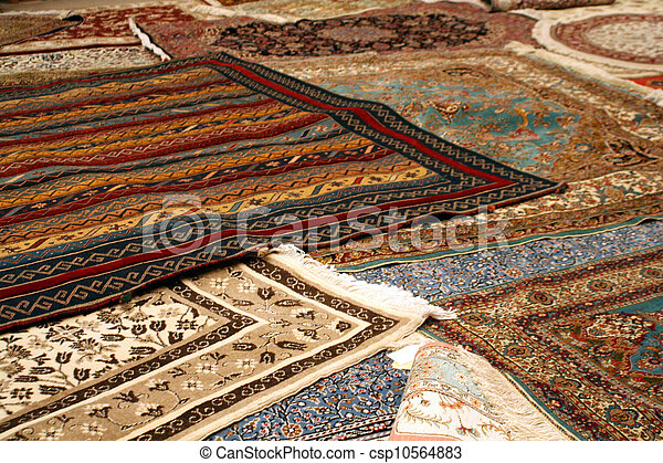 persa, tapete - csp10564883
