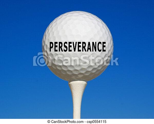 Perseverancia - csp0554115
