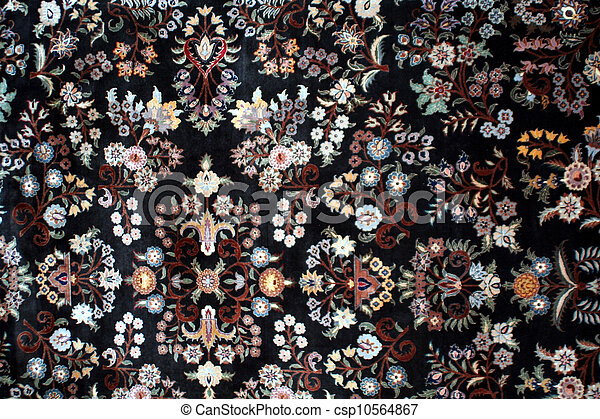 persian carpet - csp10564867