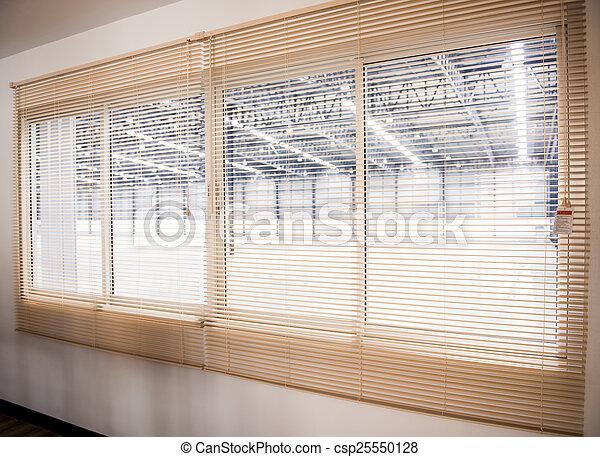 Las persianas venecianas - csp25550128