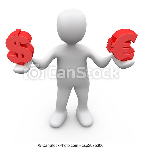 Person Holding Currencies - csp2075306