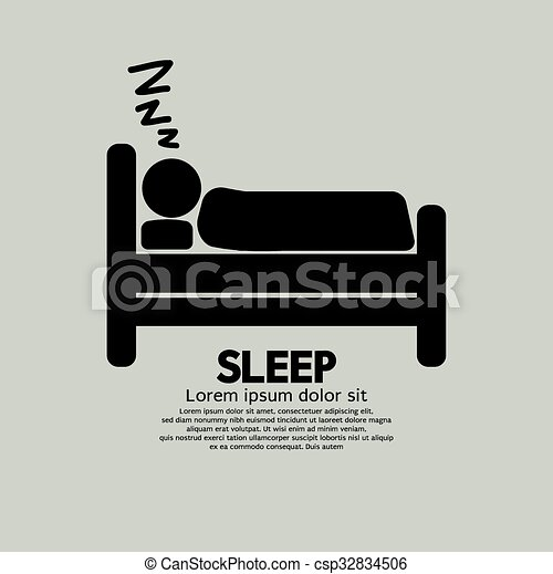 Person sleeping in bed symbol person sleeping in bed for Letto logo