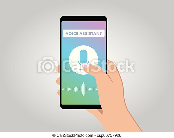 Personal assistant and voice recognition mobile