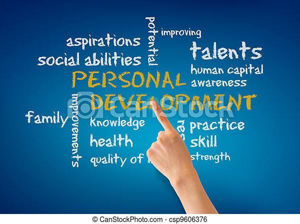 personal, desarrollo - csp9606376