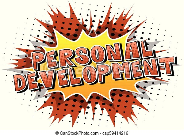 personal development clip word abstract comic vector clipart graphic drawing graphics drawings artwork background