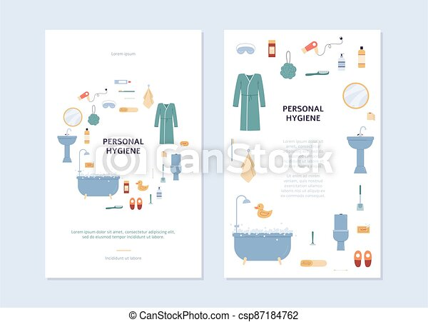 Free personal hygiene products