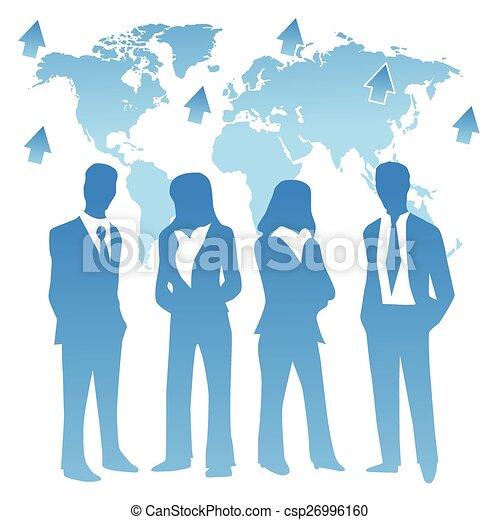 Gente de negocios - csp26996160