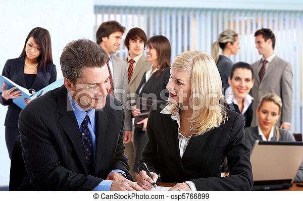 personas., empresa / negocio - csp5766899