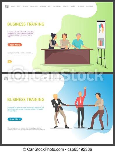 persone affari, trucchi, cultura, nuovo, addestramento - csp65492386