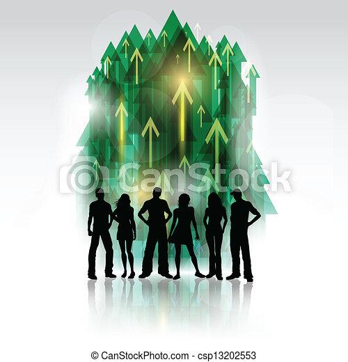 persone, gruppo - csp13202553