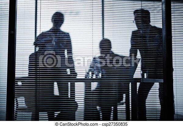 persone ufficio - csp27350835