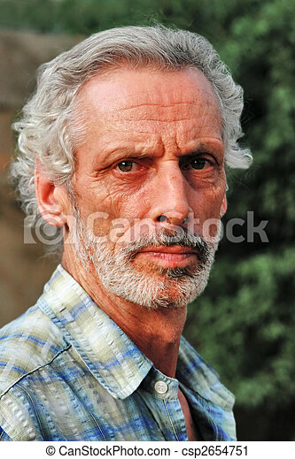 personne âgée - csp2654751