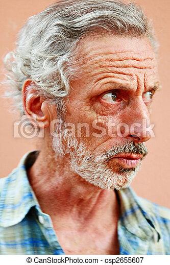 personne âgée - csp2655607