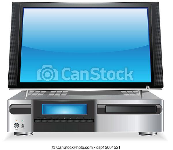 persoonlijk, huiscomputer, media - csp15004521