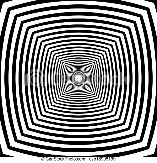 Ilusión de perspectiva - csp18908199