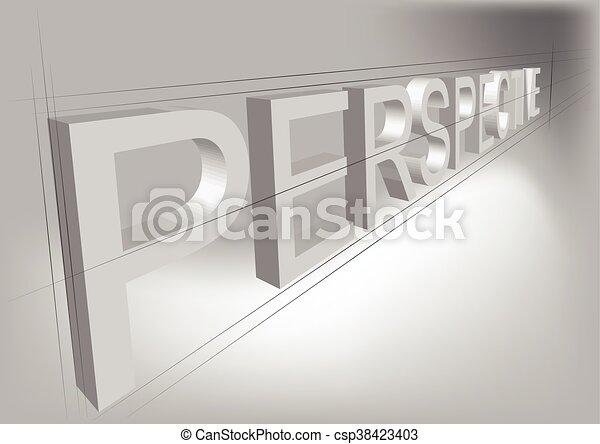 perspective - csp38423403